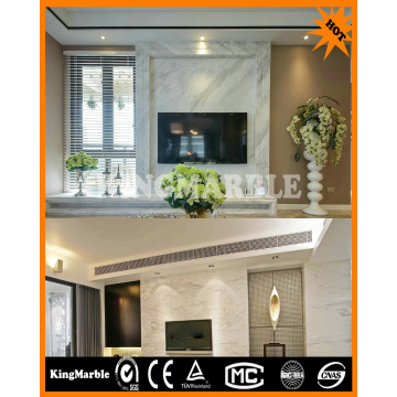 Solid PVC imitation marble sheet