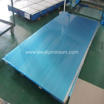 1100 H24 Aluminium Sheet With Clearing Coating