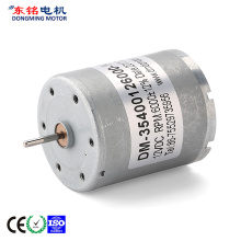 Factory made hot-sale for Electric Round Dc Motor 3540 Carbon brush Dc Motor supply to Netherlands Wholesale