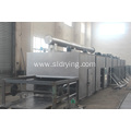 Carbon black particles dryer equipment