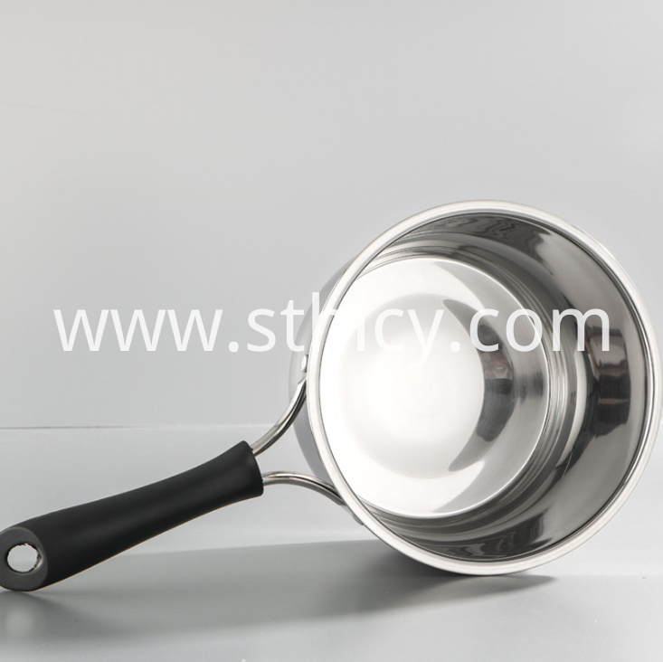 Stainless Steel Milk Pot2