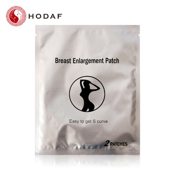 herbal hot and sexy large breast patch