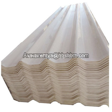 High Strength Light-weight MgO Glazed Roofing Tiles