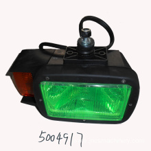 High Quality Industrial Factory for Wheelloader Spare Parts Left front flood light 5004917 for loader parts supply to Bhutan Supplier