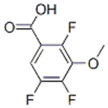 2,4,5-Trifluoro-3-methoxybenzoic acid CAS 112811-65-1