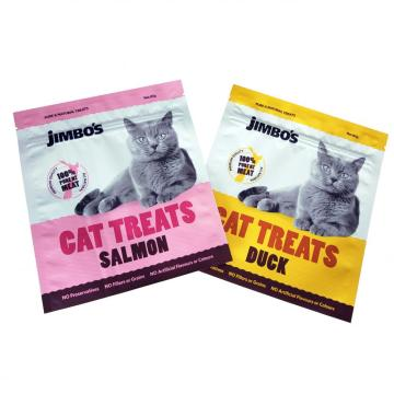 3 Side Seal Pouch For Pet Food
