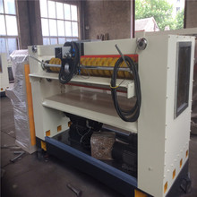 Corrugated cardboard NC cut off machine