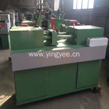 Hydraulic cutting factory price thread rolling machine