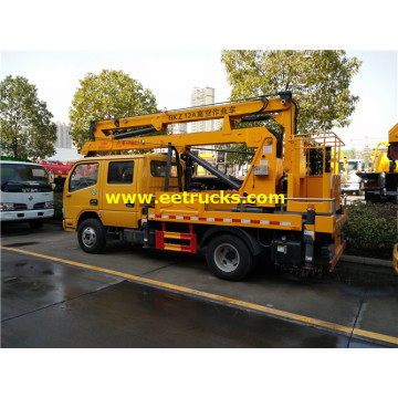 14m Dongfeng Articulated Aerial Lift Trucks