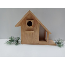 Best Price for for China Manufacturer of Wooden Bird House,Colour Wooden Birdhouse,Popular Wooden Bird House,Outdoor Hanging Wooden Birds Solid Wood  Bird House export to Georgia Factory