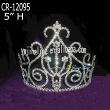 5 Inch New Arrival Pageant Crowns