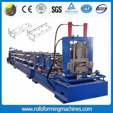 C Z U Auto Changing Roll Forming Line