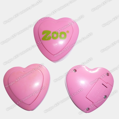 Beating Heart Box, Heartbeating Box, Pulsing Device for Stuffed Toy