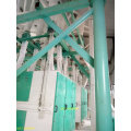100 tons floor type wheat flour processing machinery