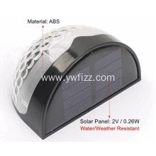 Best Price for for Outdoor Park Lights Outdoor Beautiful Solar Energy Wall Lamp supply to Mozambique Factories