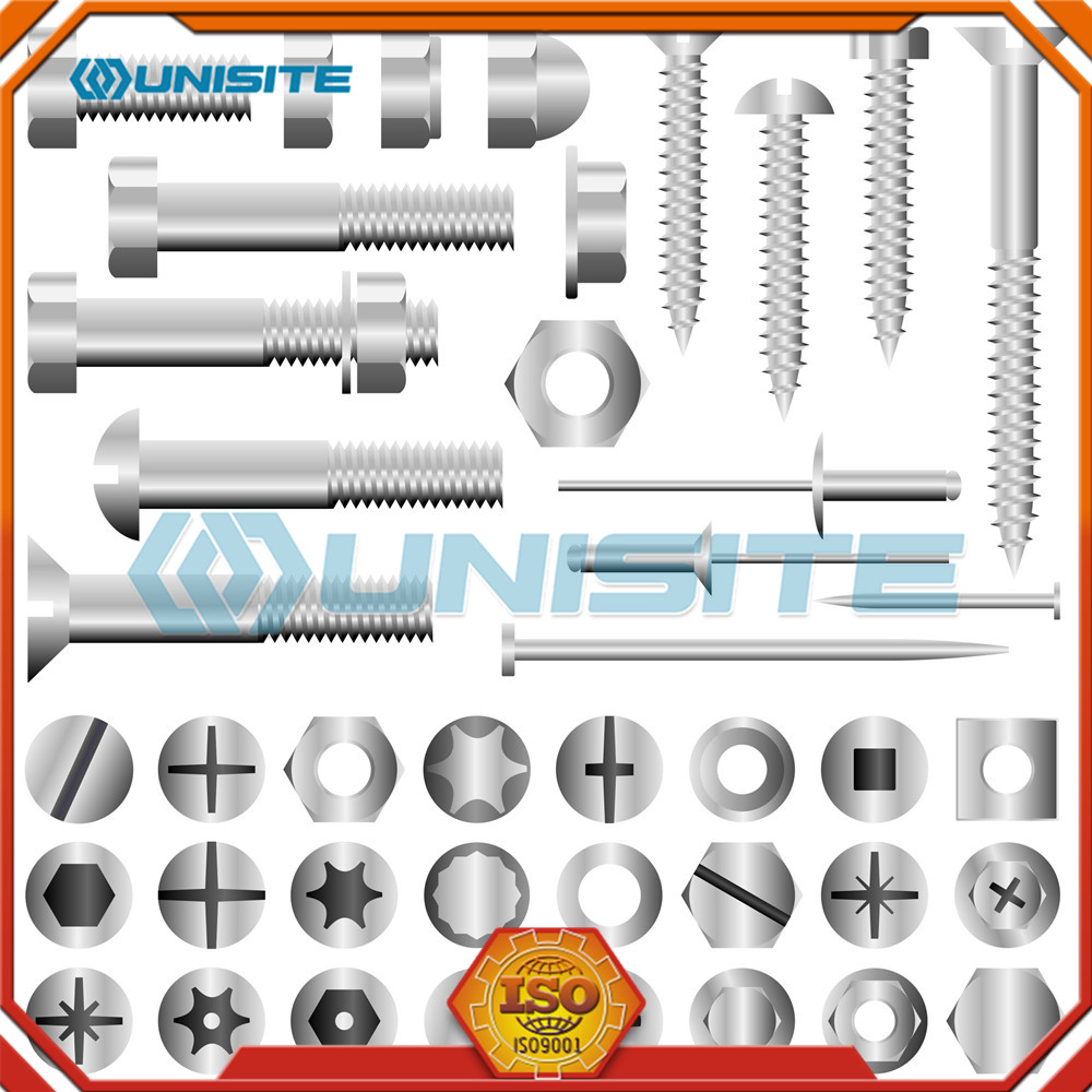 Non-standard Screw Fastener Steel