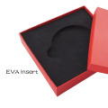 Luxury Buckle Packaging Box with Insert