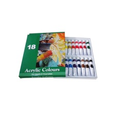 Big discounting for Acrylic Color Students Acrylic paint set supply to Moldova Factories