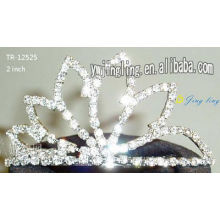 Wholesale Silver Wedding Crowns Cheap