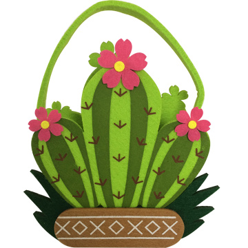 Easter  Mexican cactus candy bag