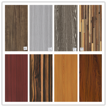 kitchen cabinet decorative wood grain uv panels