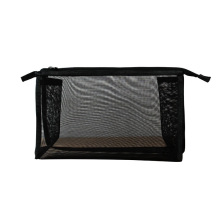 Custom Cosmetic Bags Makeup Small Mesh Pouches