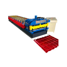 Roof Tile Machine Glazed Roll Forming Machine