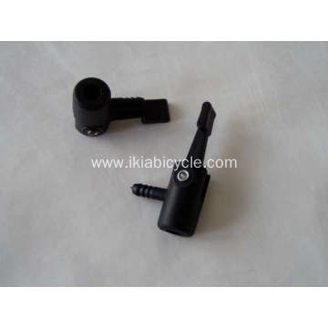 Multifunctional Nozzle for Mini Bike Pump