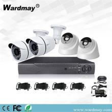 4ch 5.0MP Home Security Surveillance DVR Kits