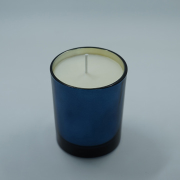 Customized Paraffin Wax Fragrant Lighting Glass Cup Candle