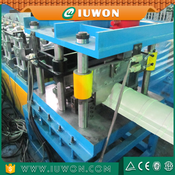 PPGI Steel Ridge Cap Roll Forming Machine