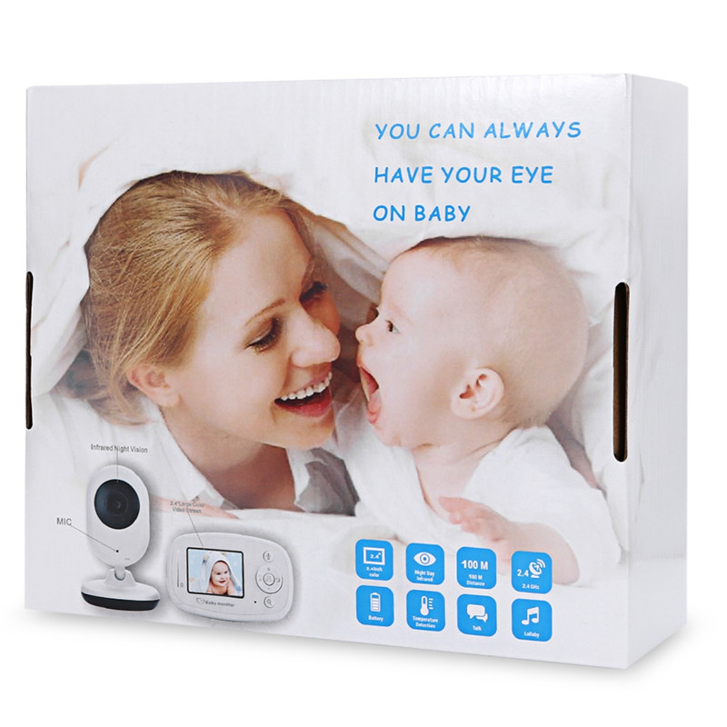 Baby Monitor Iphone Video