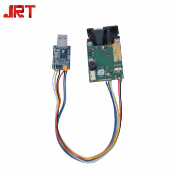 100m Serial Port Multipurpose Laser Ranging Sensor