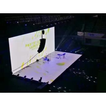 P4.8 LED Dance Floor Display
