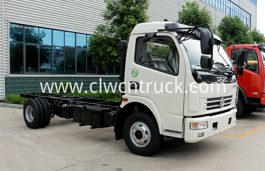 pesticide spraying truck chassis 2