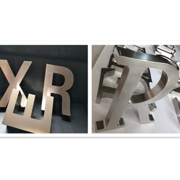 Advertising Aluminum Letters and Numbers Signs