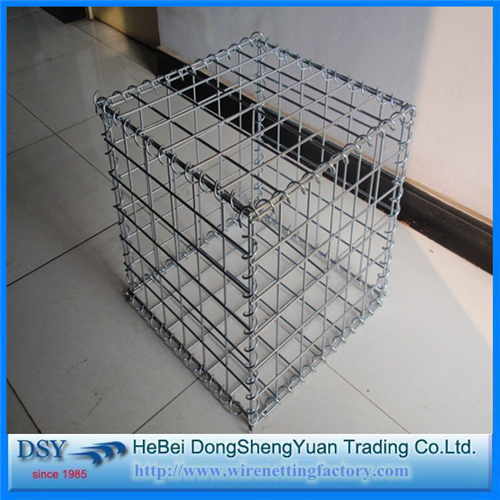 Welded Gabion Mesh, Welded Gabion Box