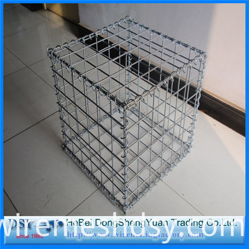 Welded Gabion Box/ Gabion Stone Fence