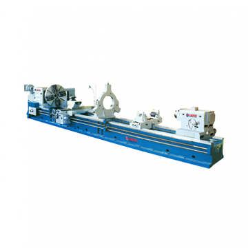 Heavey duty lathe Max.weight of workpiece	20T