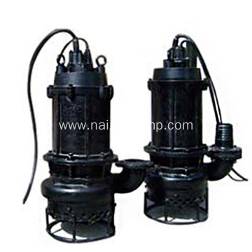 Submersible sewage slurry pumps