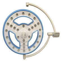 Hollow medical equipment shadowlss lamp
