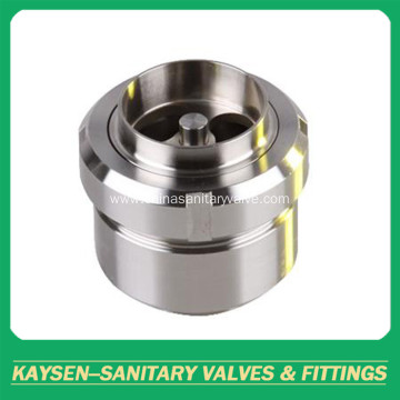 DIN Union Type Hygienic Check Valves