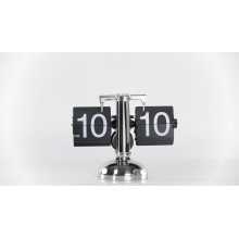 MID-CLOCK Classic metal flip clock table clock