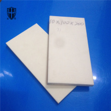 hot pressure alumina ceramic block brick plate