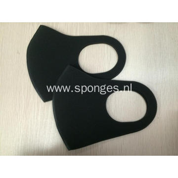 high quality disposable sponge mask safety air pollution