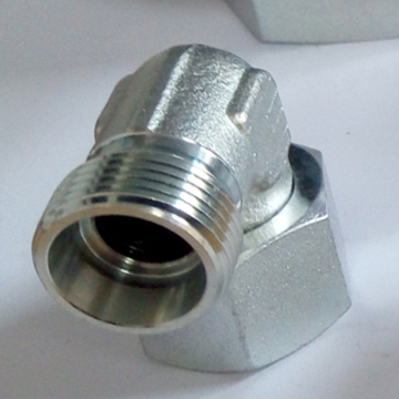 Metric Hydraulic Adapter Male Female With Swivel Nut
