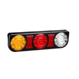 Emark 100% Waterproof LED Truck Combination Tail Lamps