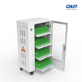 modern smart tablet/laptop charging cart cabinet apply to school
