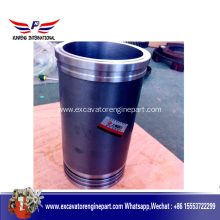 Top for Shanghai Diesel Engine Spare Parts CAT 3306B Engine Parts Cylinder Liner C02AL-1105800 supply to Dominican Republic Factory