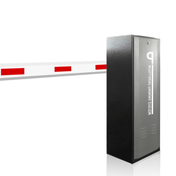 Vehicle Boom Gate Barrier For Parking Security Dc Motor Barrier Gate